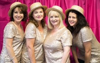Spotlight Ladies Barbershop Quartet 01