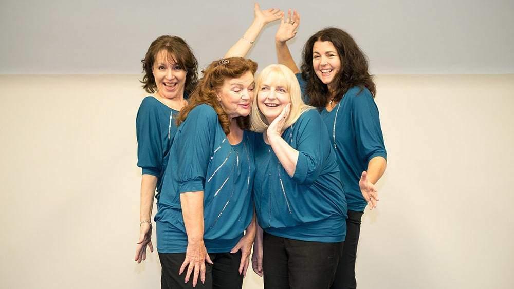 Spotlight Ladies Barbershop Quartet 03