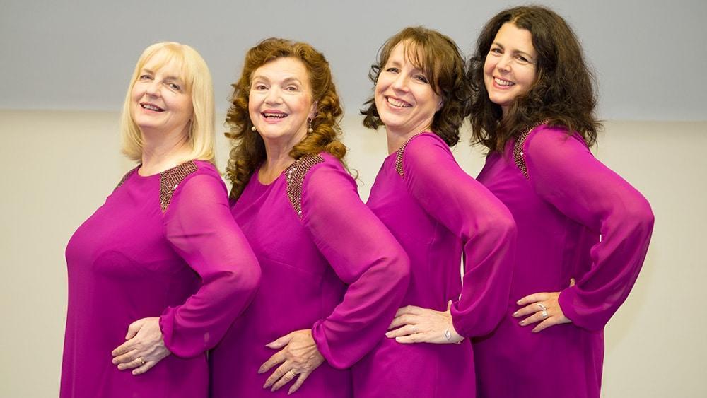 Spotlight Ladies Barbershop Quartet 02